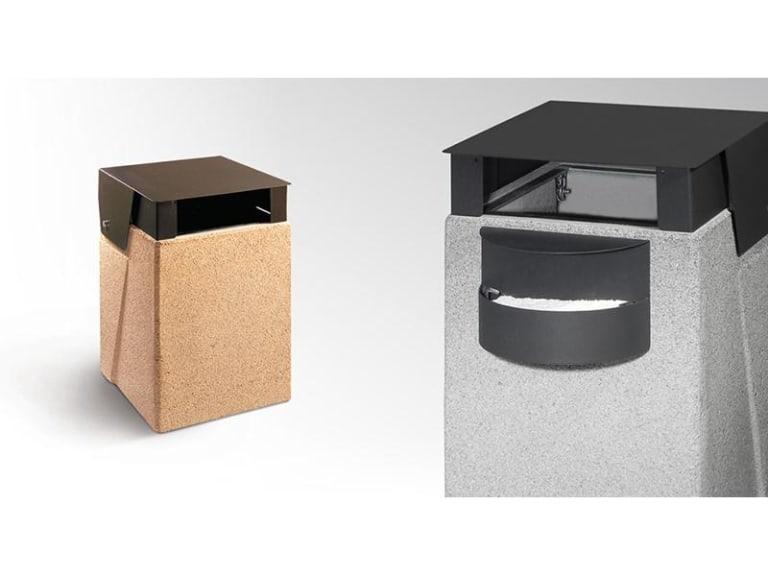 Mülleimer Prater Produktbilder