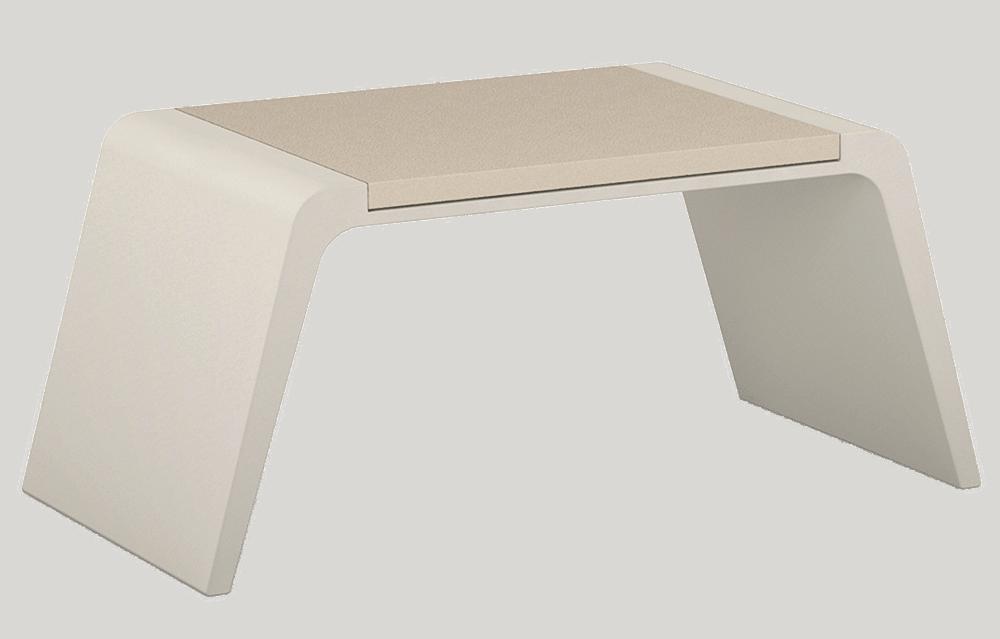 Stuhl Leather ohne Rückenlehne Produktbild