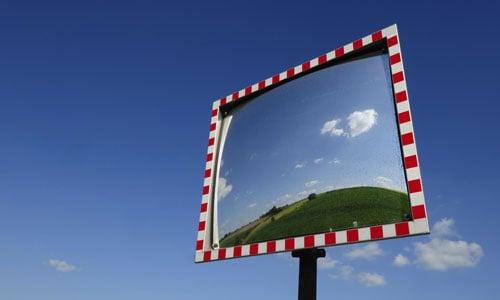 Verkehrsspiegel - Crescendi