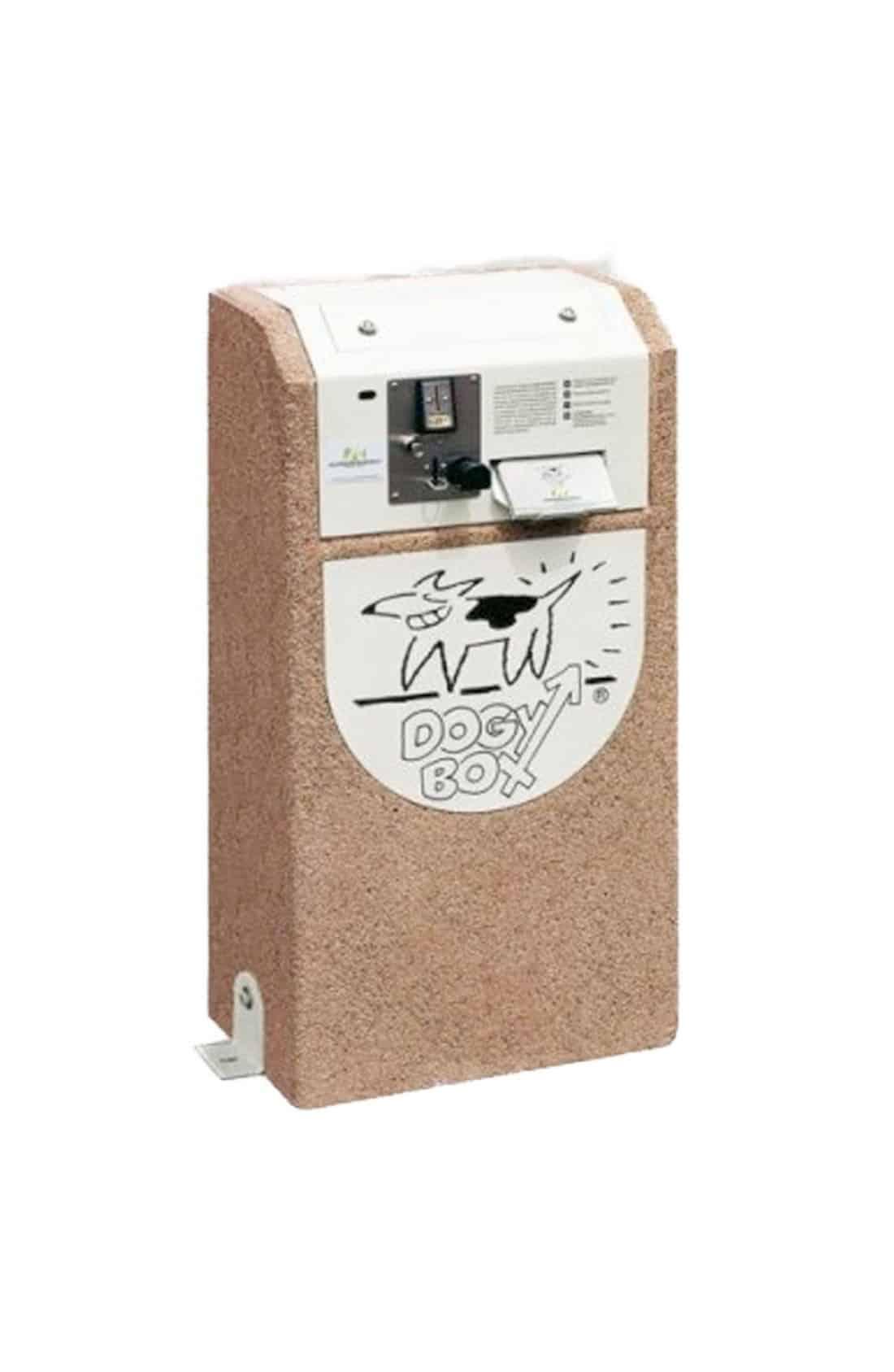 Dogy Box Concrete Dispenser