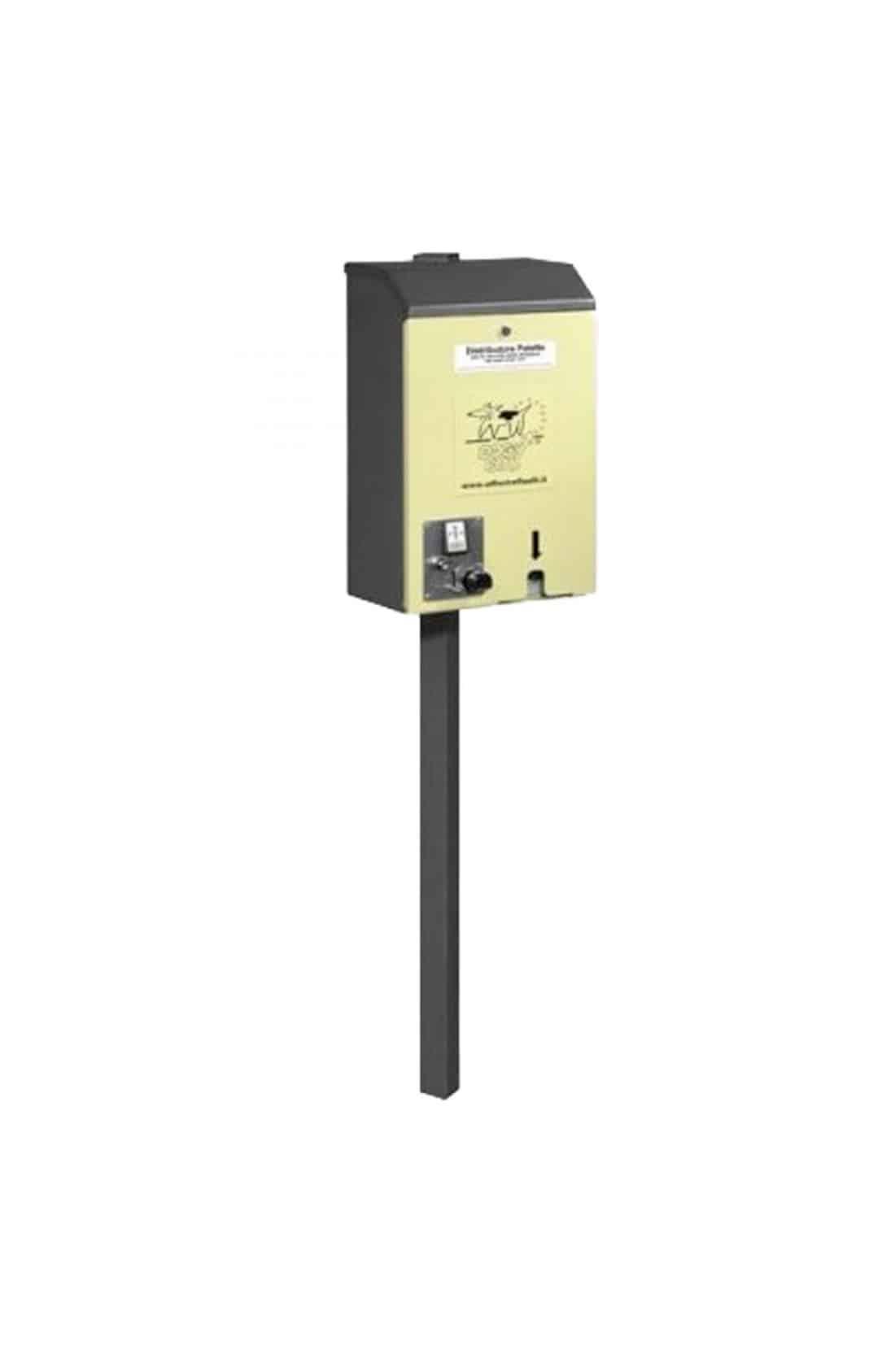 Ecodogy Dispenser mit Schaufeln