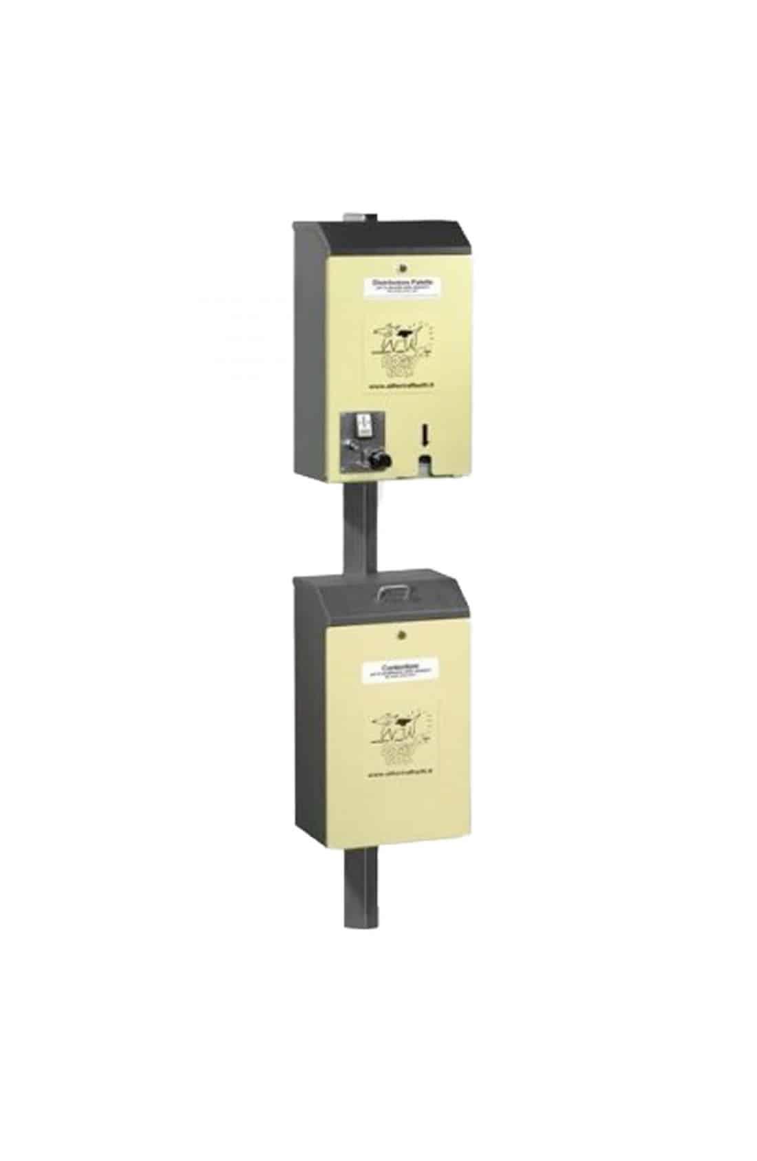Ecodogy Twin Dispenser für Schaufeln