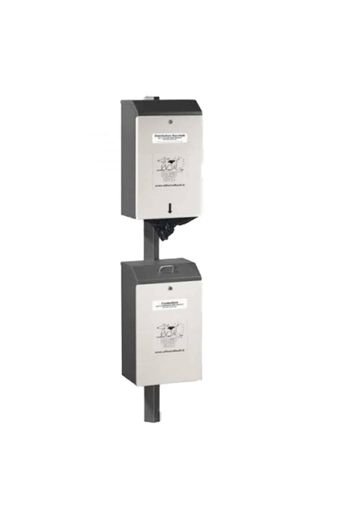 Ecodogy Twin Dispenser für Säckchen