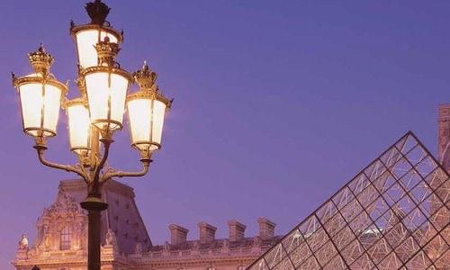 Straßenbeleuchtung - Crescendi