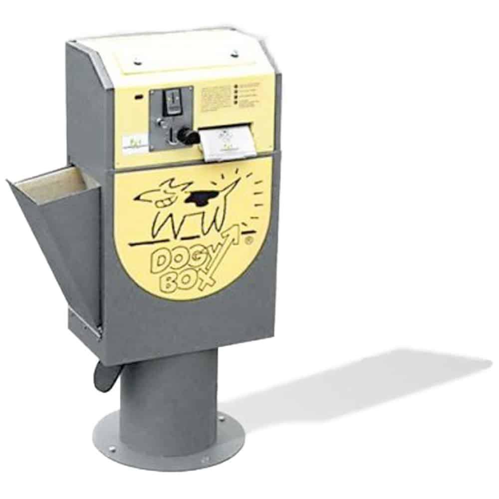Minidogy Box Dispenser und Behälter